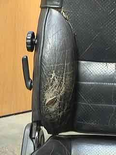 How To Fix A Hole In Leather Car Seat, How To Fix Small Hole In Leather Car Seat
