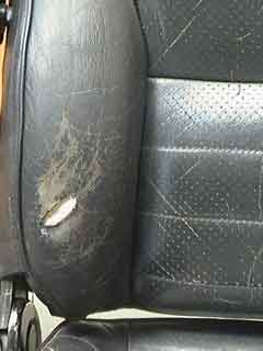 How To Fix A Hole In Leather Car Seat, How Much To Repair Small Tear In Leather Car Seat